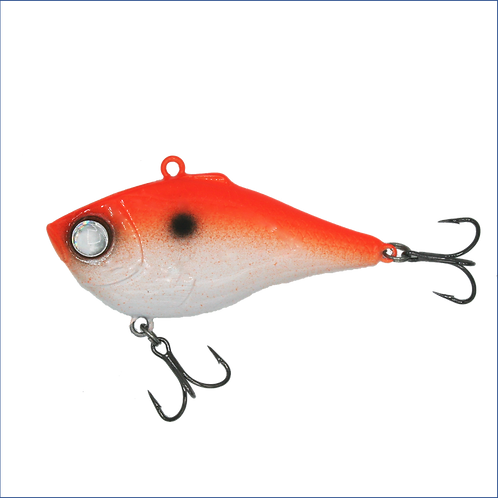 Fat Belly Dyno Shad UV Orange