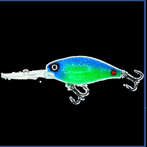 Bubble Lip Blue Green UV