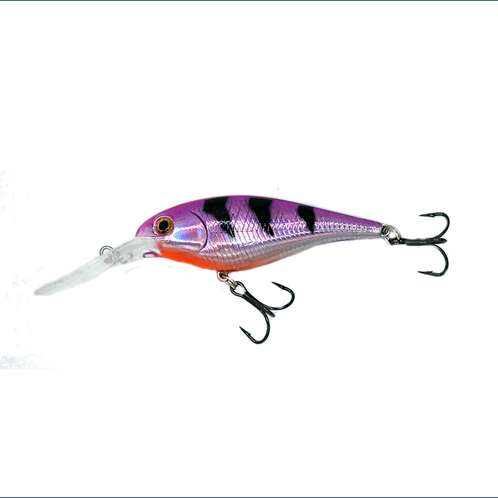 Fat Shad Holographic Pink