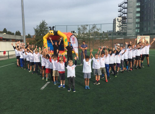 Stages multisport-rugby au BUC (6 - 12 ans)