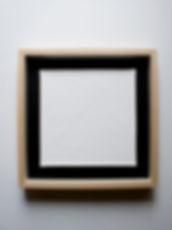 Koji Shiraya_Trinary2_43×43×4.5cm_Silica