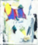 Hidekazu Tanaka_POMO #2_27x22cm_oil, acr