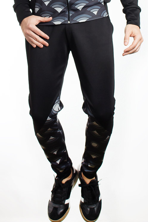 Pantalón mar negro