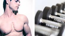 Como agarrar masa muscular