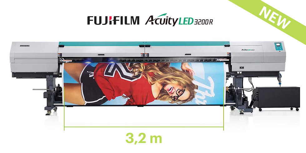 FUJIFILM Acuity LED 3200R