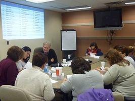 Focus Groups Sessions