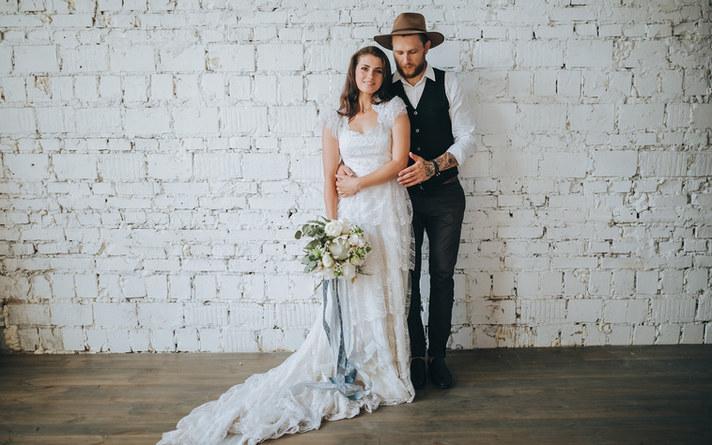 svatební Shoot