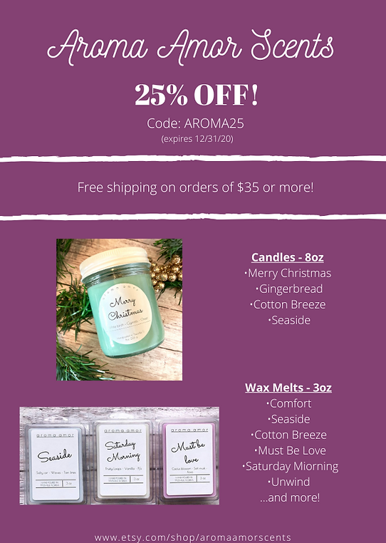 Aroma Amor Scents