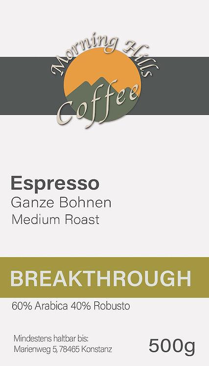 Breakthrough Espresso 500g