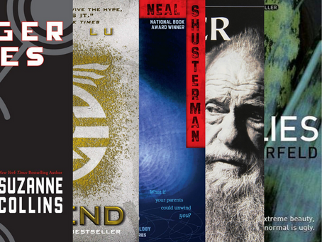 5 Dystopian Novels for Your Middle Schooler to Read