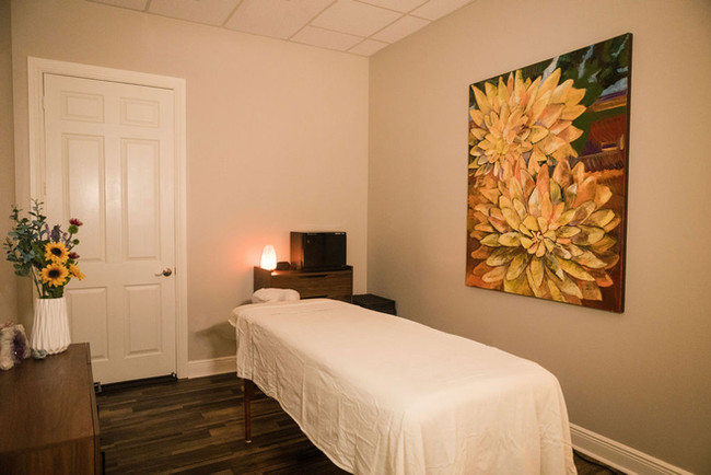 Coral Springs Massage and Healing office