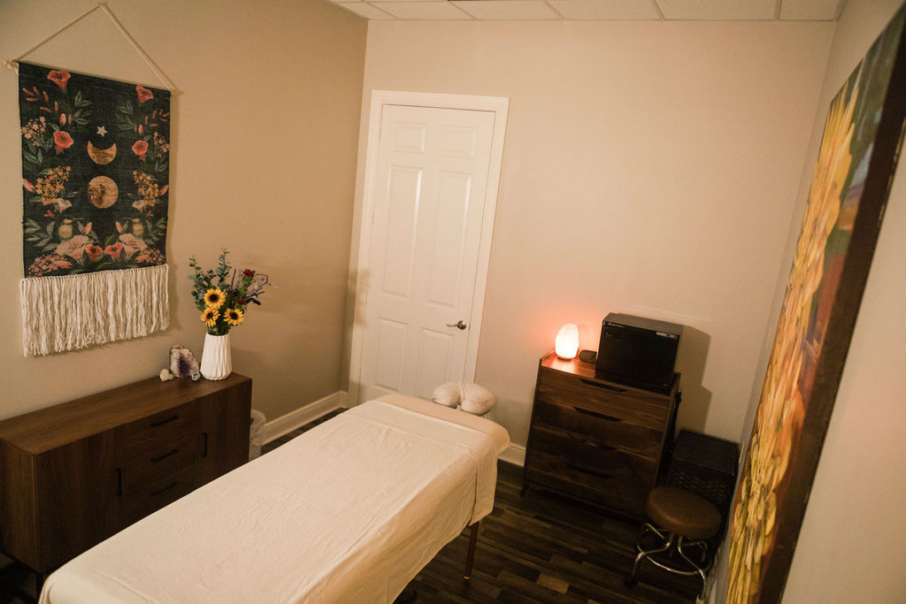 Healing and massage office Coral Springs