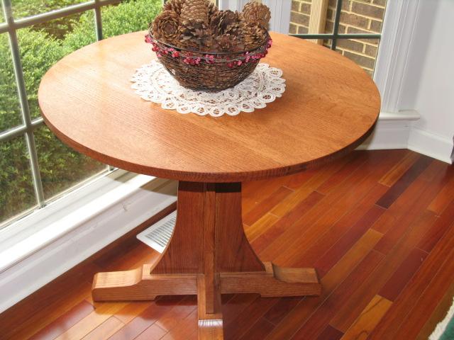 Stickley Round Table 3.JPG