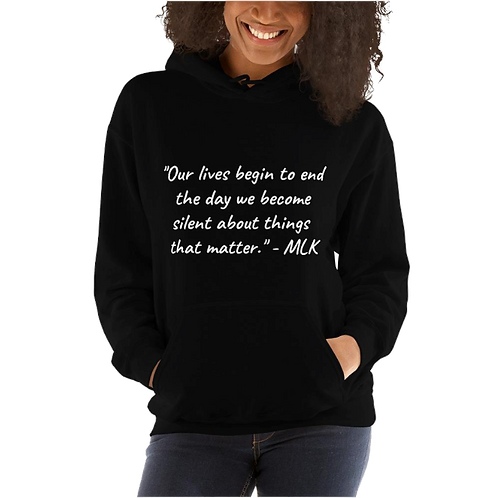 WTL April J's Final Thought Hoodie