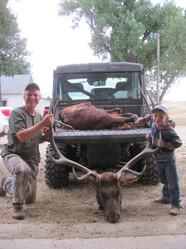 WY Elk Hunt
