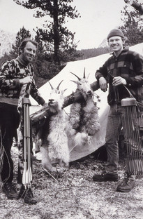 British Columbia Goat Hunt