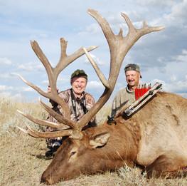 MT Elk Hunt 2009