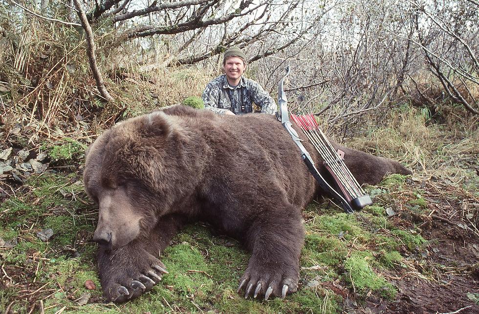 Chuck Adams Alaskan Brown Bear