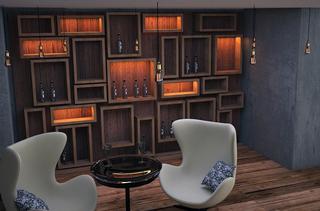 LD 42 Light Design Architecture Render