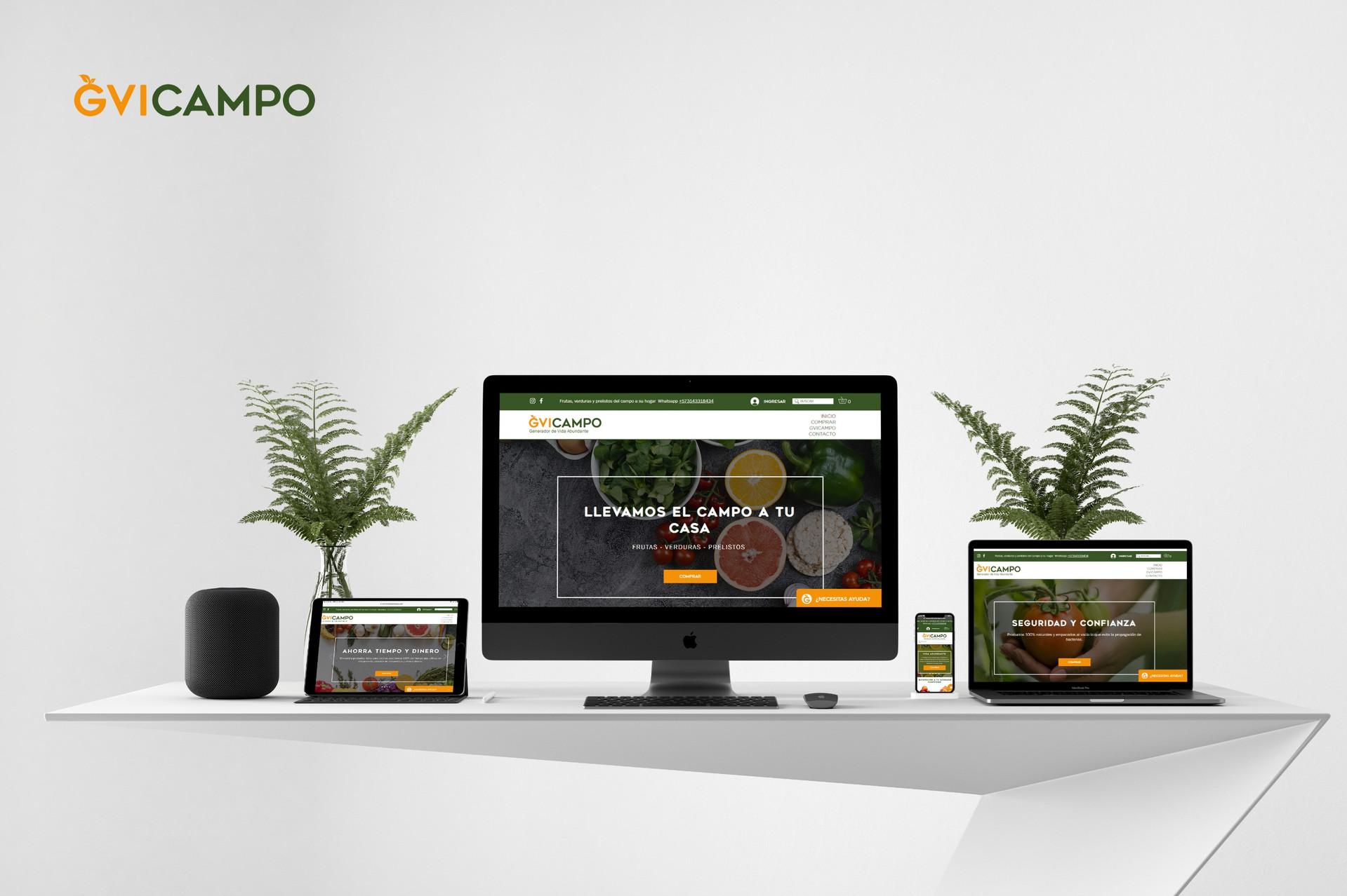 Gvicampo Brand & Ecommerce 🇨🇴