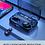 Thumbnail: Auriculares con Bluetooth 5.0/ Sonido Hi-Fi con control táctil para deportes
