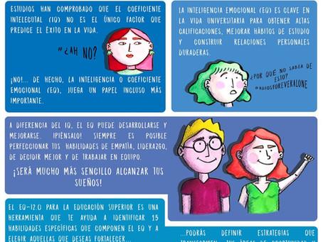 ¿Es importante durante la Universidad ser Emocionalmente Inteligente?