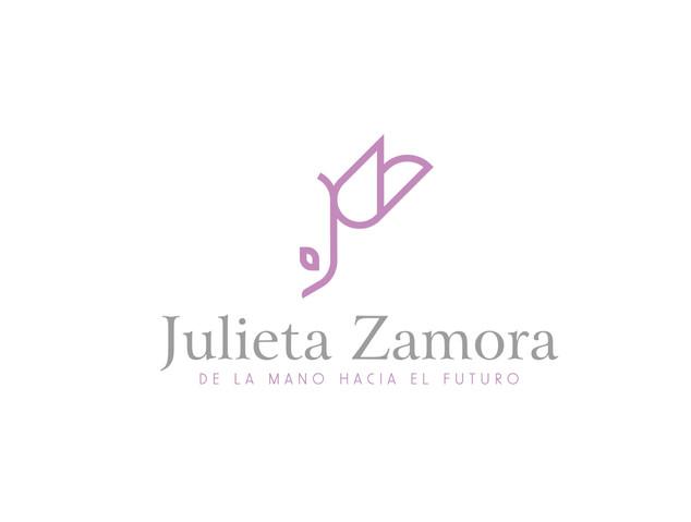 Diseño de marca Julieta Zamora