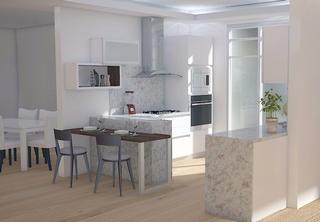 LD 42 Light Design Architecture Cocina
