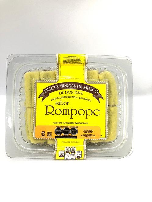 Borrachitos sabor Rompope