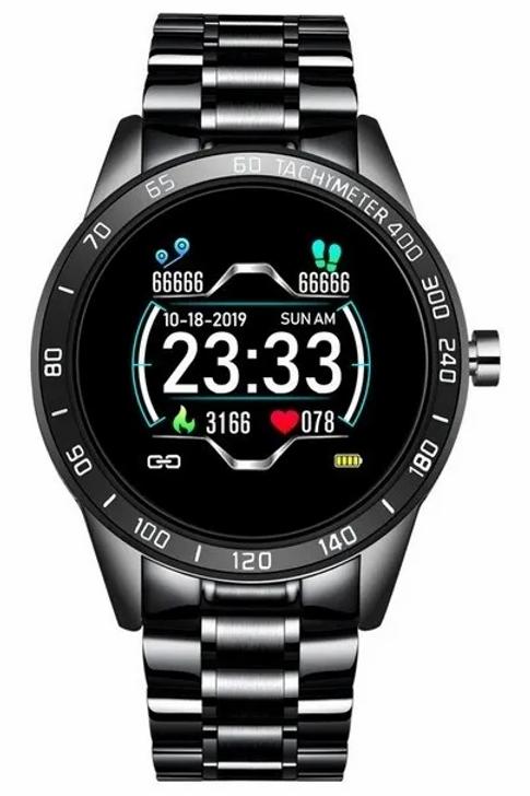 SMART WATCH control del ritmo cardíaco y presión sanguínea, Reloj