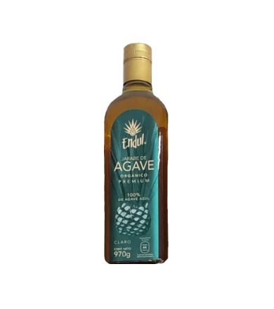 Jarabe de Agave orgánico premium 970 Grs