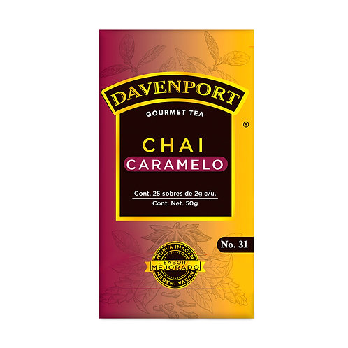 Davenport Chai Caramelo