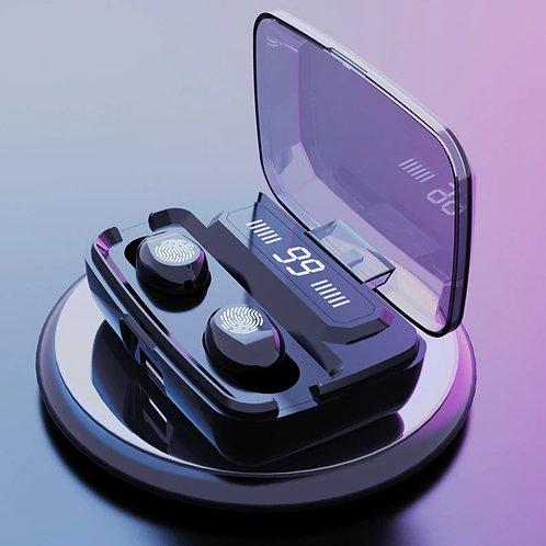 Auriculares con Bluetooth 5.0/ Sonido Hi-Fi con control táctil para deportes