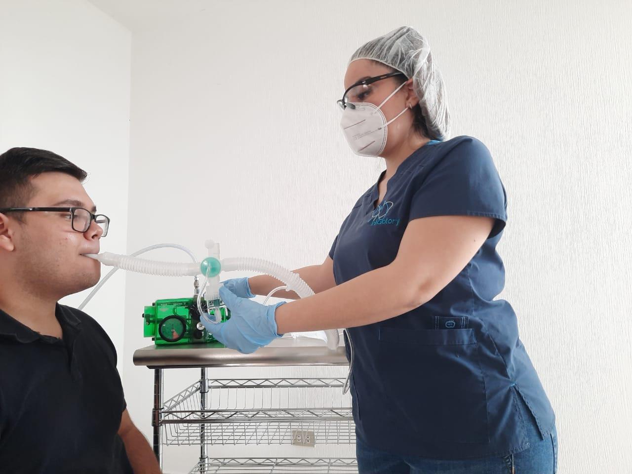 Rehabilitación pulmonar guatemala