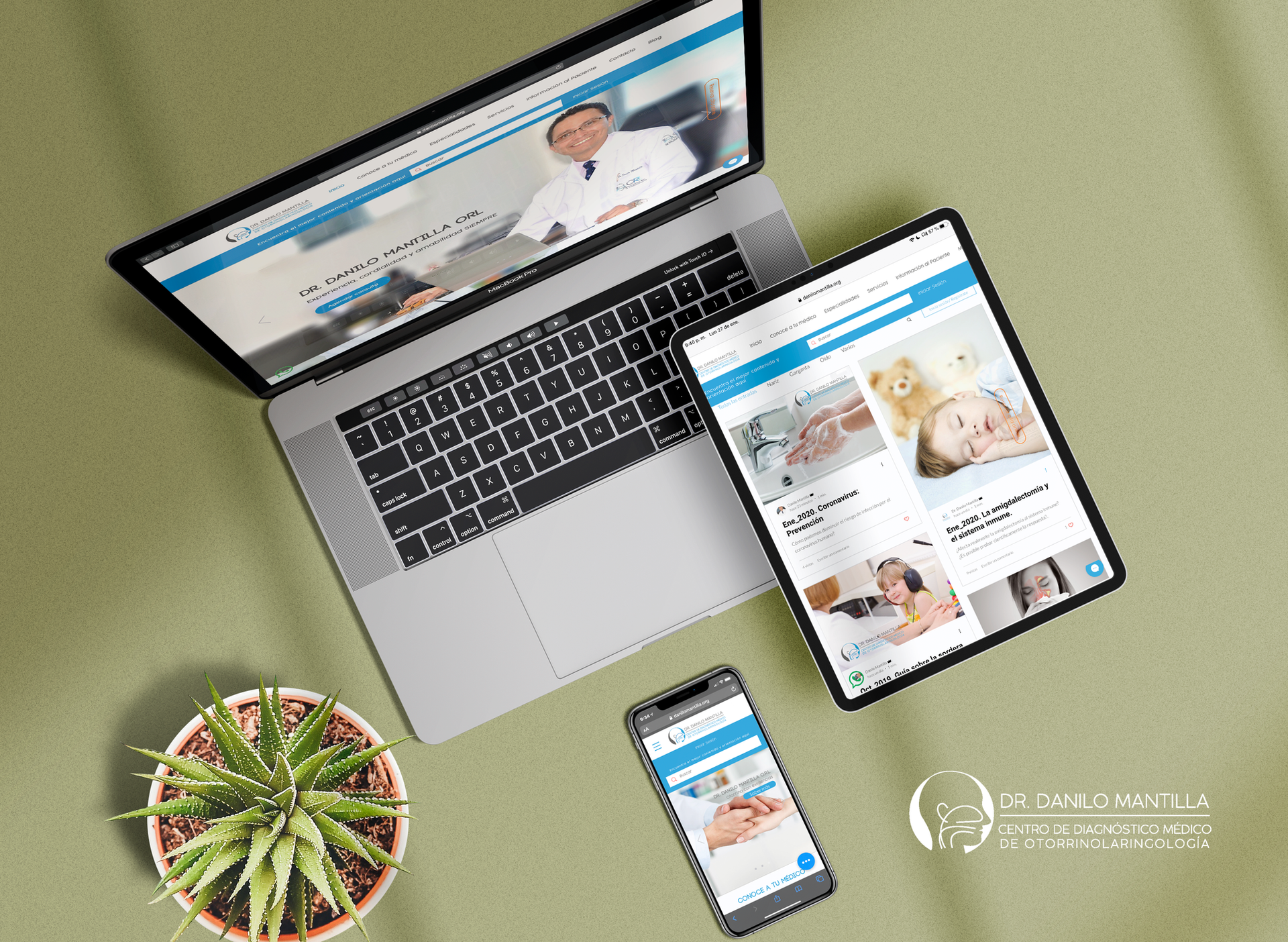 Dr. Danilo Mantilla Blog Site & Brand 🇪🇨