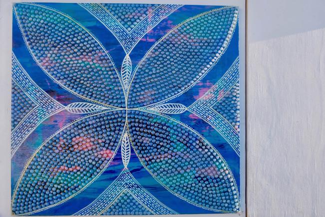 Ana Teofilo's public artwork
