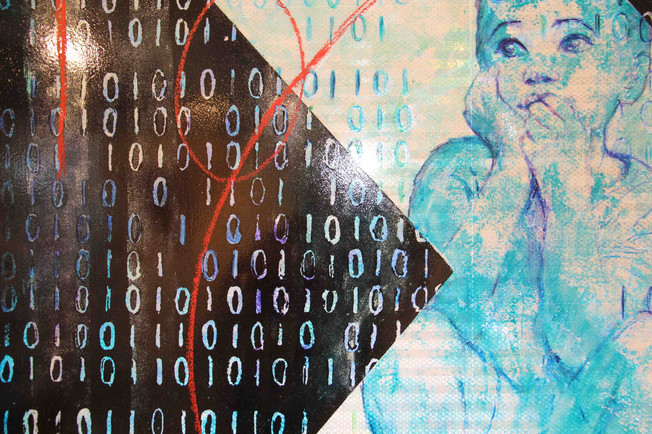 Delicia Sampero, Processing.