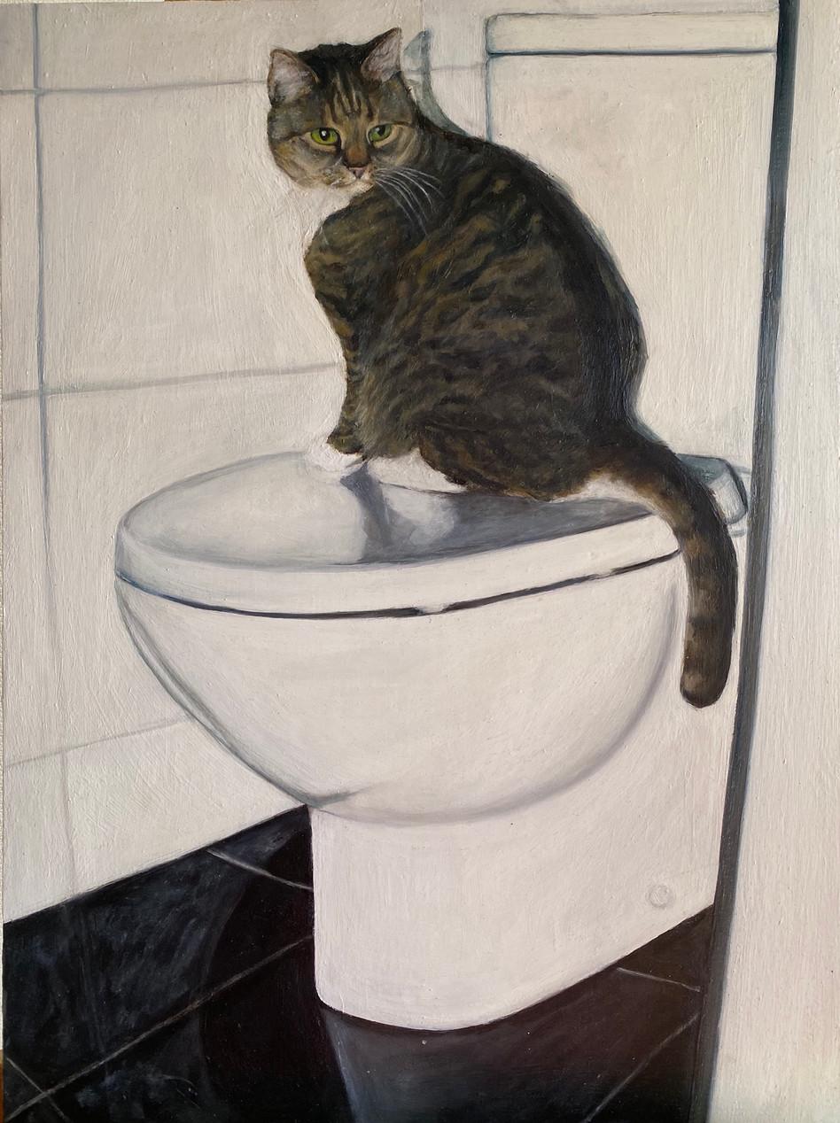 Eilish Dwyer - Camilla watching me bathe (2019).