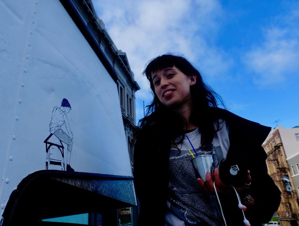 Taarn Scott - Dunedin