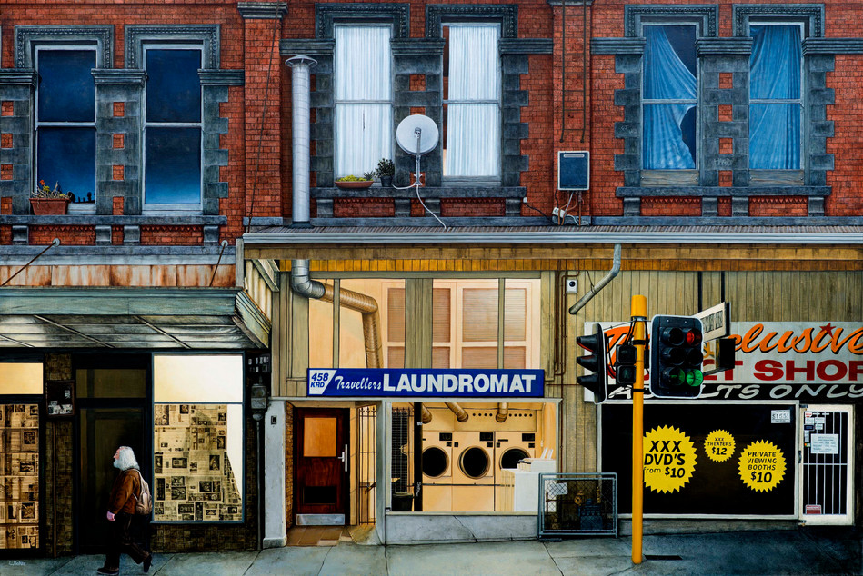 Lindsey Baker - Travellers Laundromat (2020)