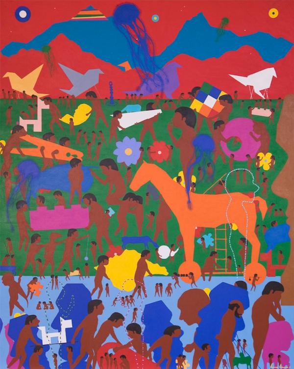 Andy Leleisi'uao, Quaint People of Nuanua (2015)