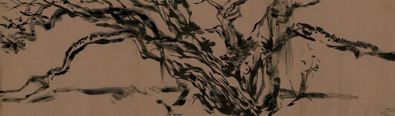 Minrui Yang,Tree (2018).