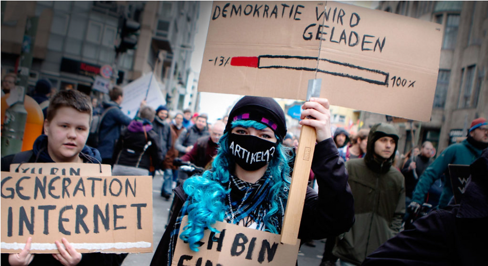 Tim Lüddemann • Protester: Emuolia Star