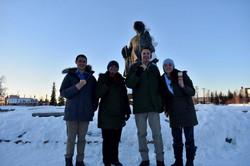 Client Work In Alaska