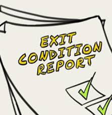 Exit clean expectations: Be realistic!