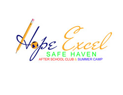HOPE EXCEL LOGO 3 SAFE HAVEN LOGO