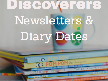Discoverers newsletter