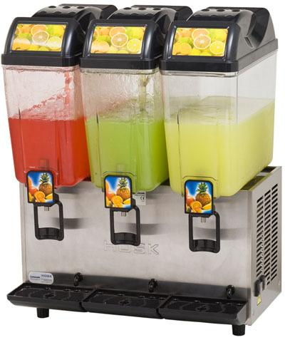 מכונת מיץ שלושה ראשים