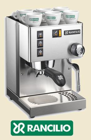 RANCILIO SILVIA מכונת קפה