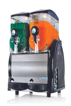 מכונת אייס בעלת שני ראשים   SENCOTEL
